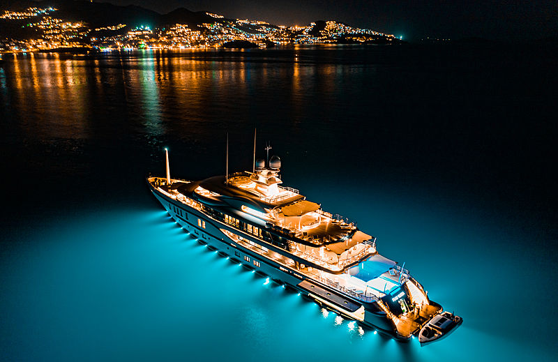 Plvs Vltra yacht by Amels in Yalikavak, Turkey