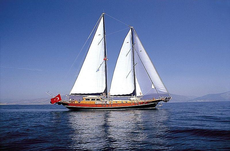 AGANIPPE yacht Bod-Yat A.