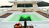Ark Angel yacht jacuzzi