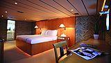 Ark Angel yacht stateroom