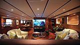 Ark Angel yacht saloon