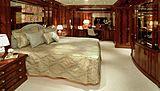 Emelina yacht stateroom