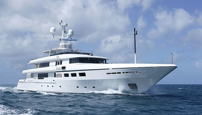 EMELINA yacht Codecasa