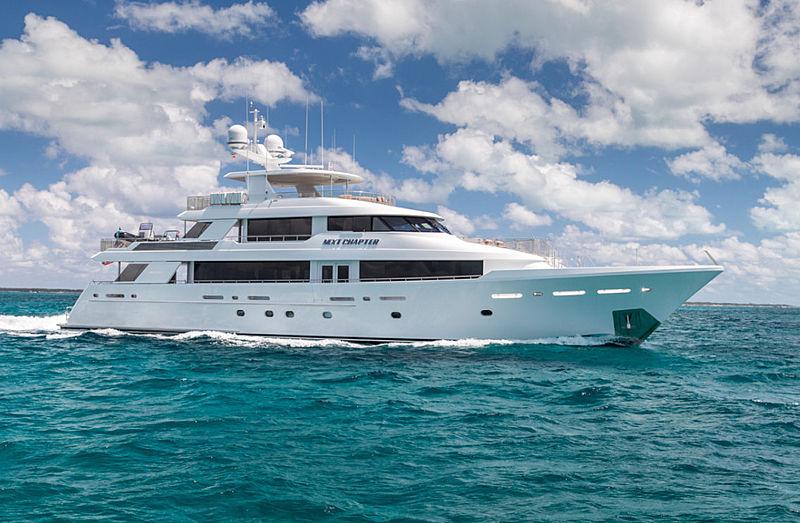 ARMS REACH yacht Westport
