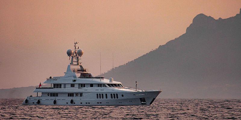 Talisman Maiton yacht by Turquoise Yachts