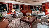 La Familia yacht interior