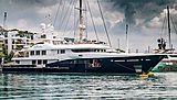 La Familia yacht in ONE°15 Marina Singapore