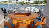 Mary A yacht deck
