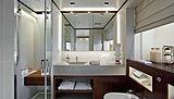 Lammouche yacht bathroom