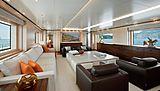 Lammouche yacht saloon