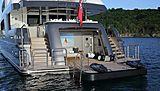 Muchos Mas yacht beachclub