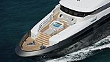 Muchos Mas yacht cruising