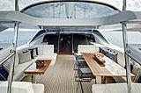 Encore yacht deck