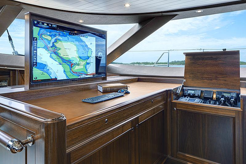 Encore yacht interior