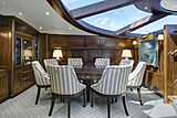 Encore yacht dining room