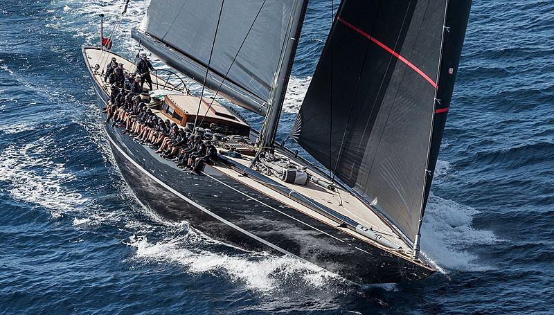 Svea yacht sailing