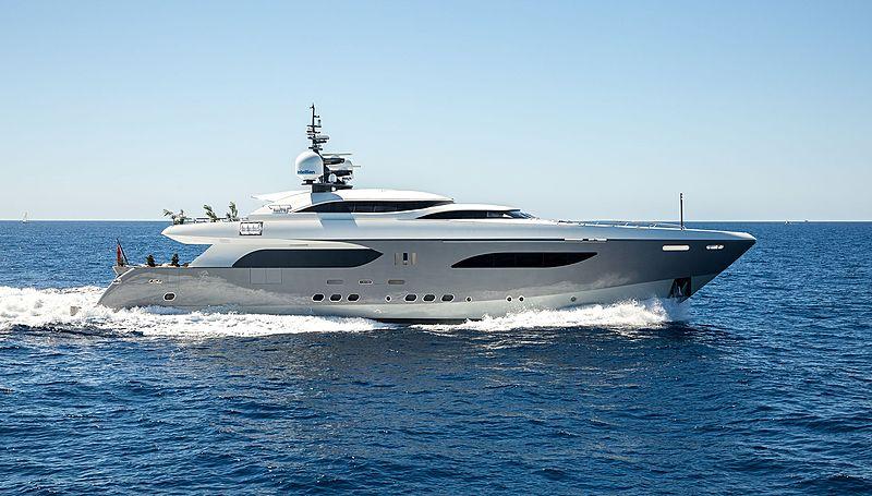 taTii yacht cruising