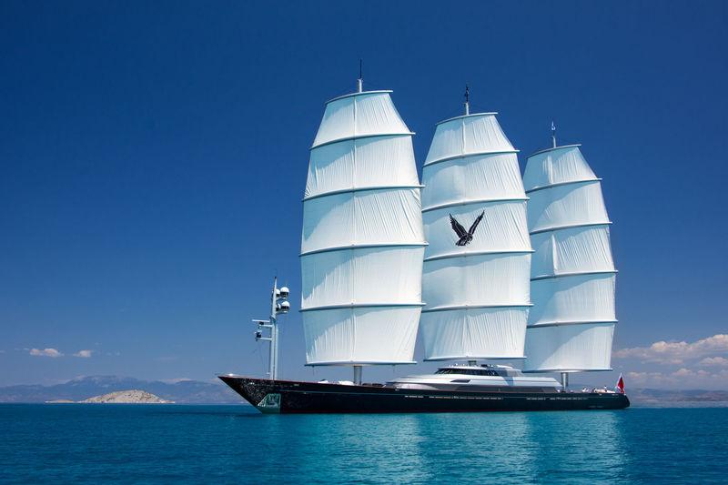 MALTESE FALCON yacht Perini Navi