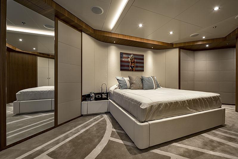 Rarity yacht stateroom