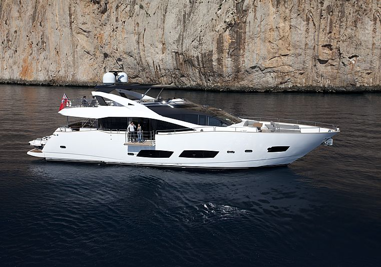 OASIS yacht Sunseeker