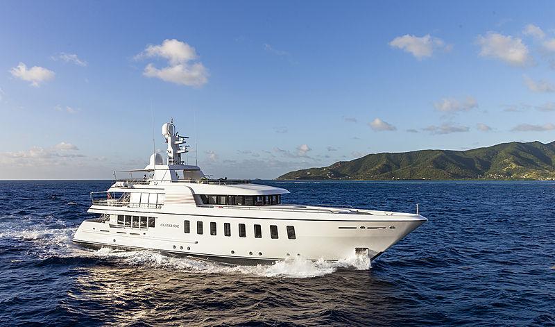 GLADIATOR yacht Feadship