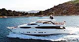 White Pearl  Yacht 33.91m
