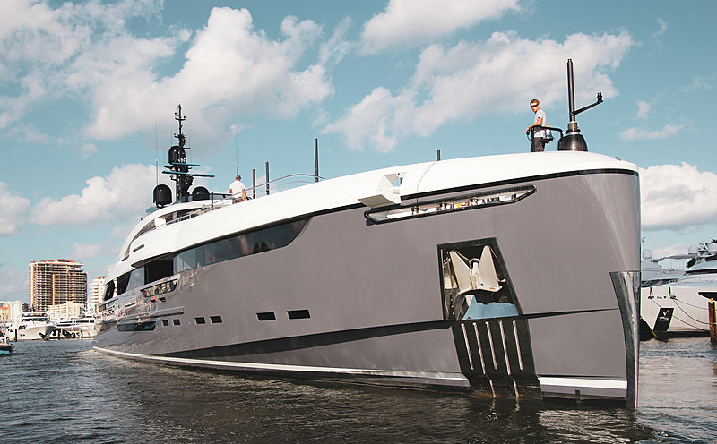 Utopia IV yacht in Fort Lauderdale