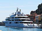 Quantum Blue yacht in Nice