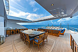 Spectre yacht exterior
