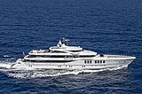 Spectre yacht cruising