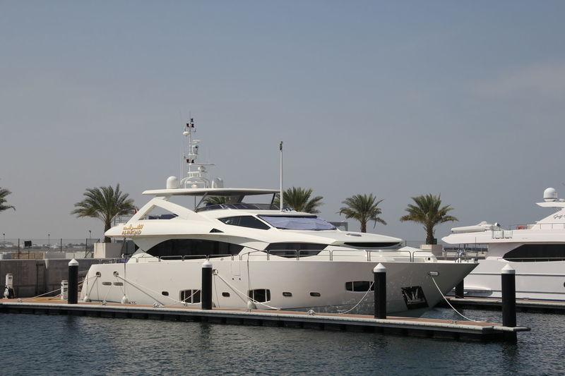 AL FARQAD yacht Sunseeker