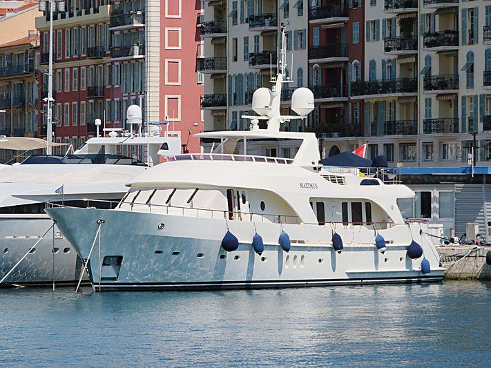 MAXIMUS STAR yacht Moonen