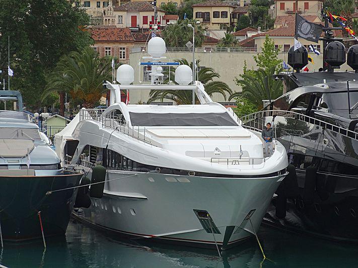 L'EQUINOX yacht Heesen