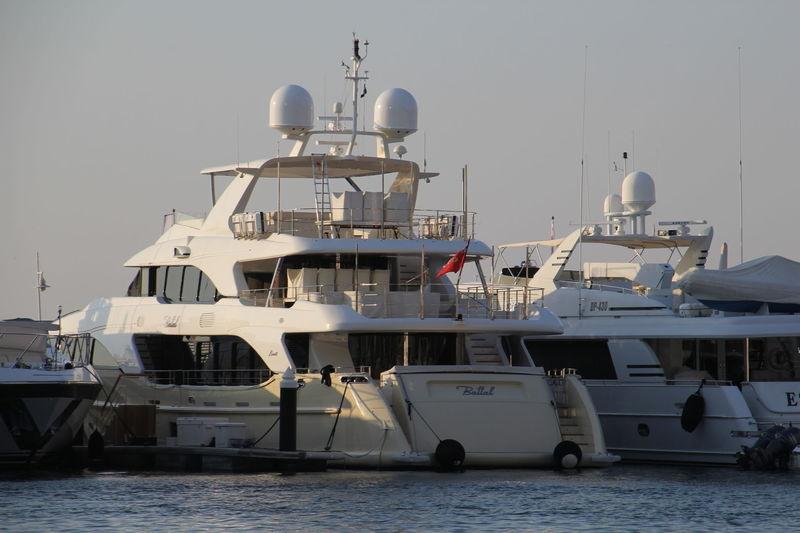 BATTAL yacht Benetti