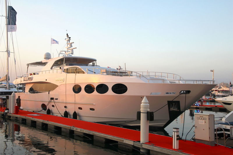 ANONYMUS yacht Gulf Craft