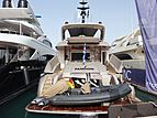 Pandion yacht in Nafplion