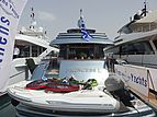 Princess L yacht in Nafplion