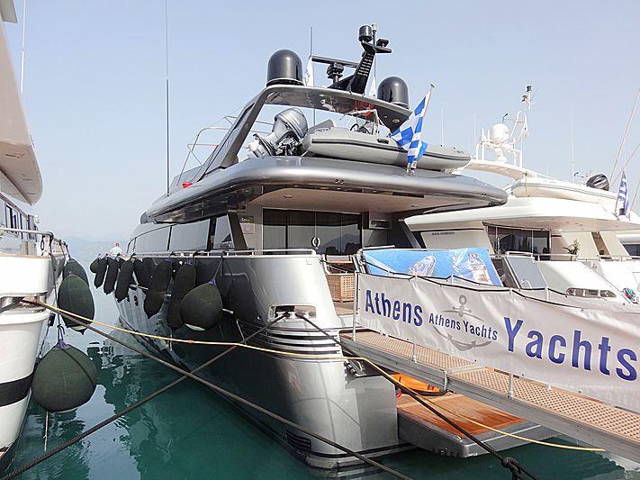 Summer Fun yacht in Nafplion