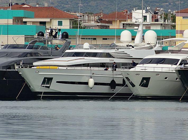 THIRTY LOVE yacht Cantieri di Pisa