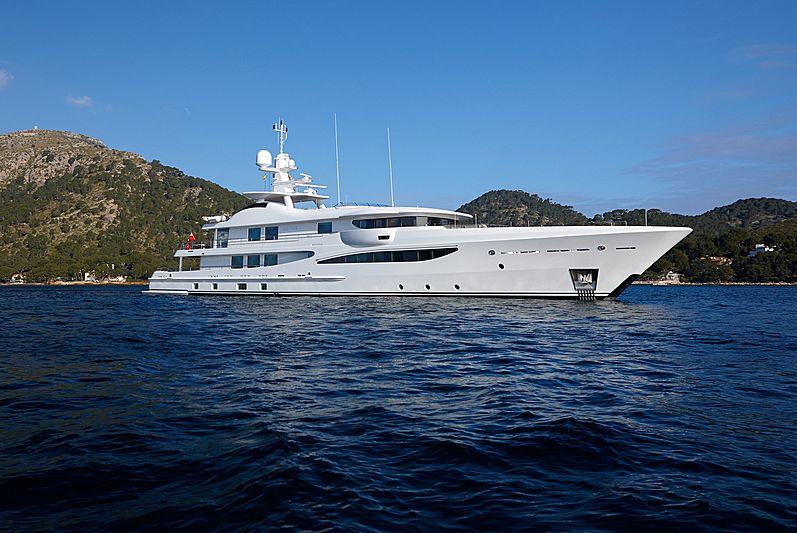 SPIRIT yacht Amels
