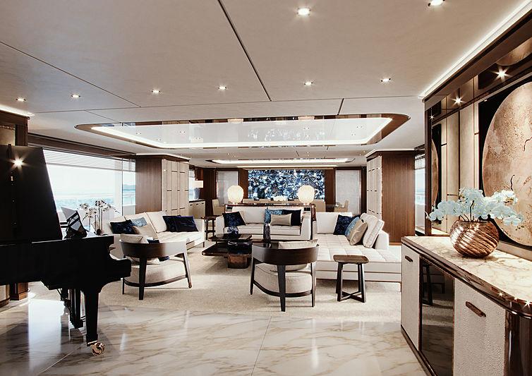 H01 yacht interior rendering