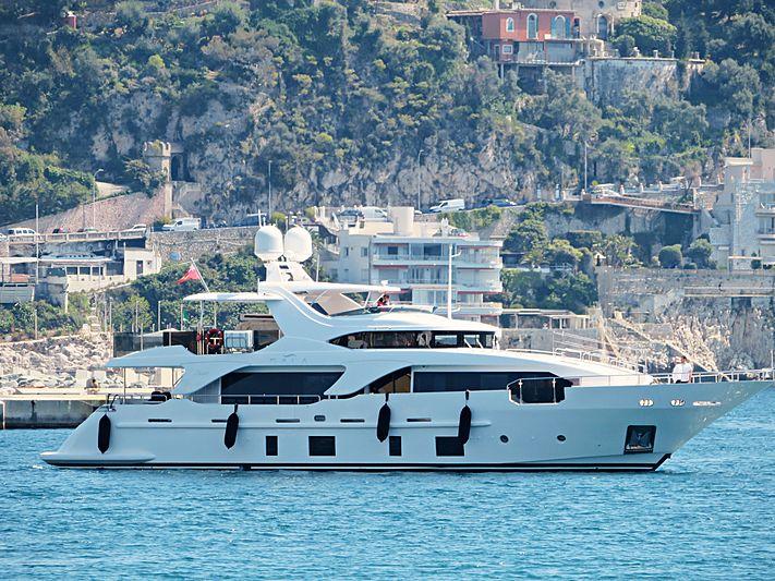GALA yacht Benetti