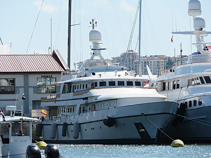 CHEETAH MOON yacht Cantieri Navali Nicolini Srl