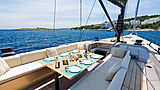 Wally Love yacht deck