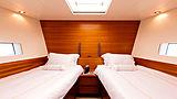 Wally Love yacht stateroom