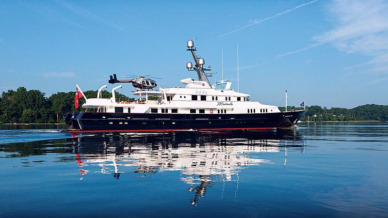 AMARA yacht Feadship