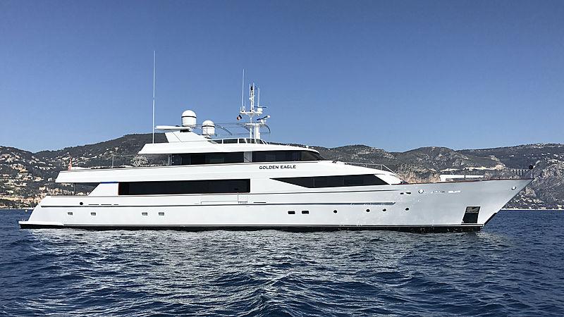 GOLDEN EAGLE yacht Picchiotti