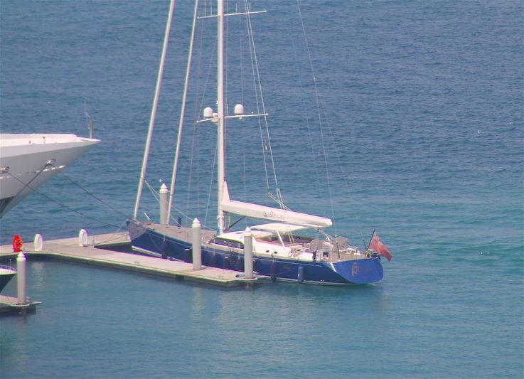 RUSALKA yacht Nautor's Swan