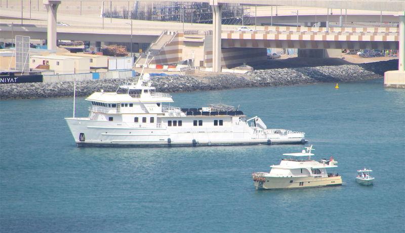 QUATTROELLE SHADOW yacht Halter Marine