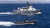 RH3 yacht cruising